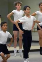 niño ballet